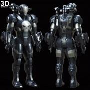 The-Punisher-War-Machine-Armor-SUIT-IRON-MAN-mark-3-civil-war-variant-3D-printable-model-print-file-stl-do3d-cosplay-prop