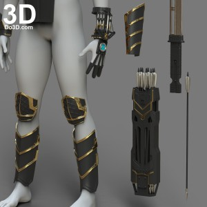 hawkeye-avengers-endgame-armor-helmet-prop-arrow-quiver-bow-sword-bracer-3d-printable-model-print-file-stl-02