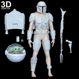 mandalorian-2019-season-1-complete-pack-baby-yoda-beskar-steel-armor-d23-helmet-by-do3d-3d-printable-model-print-file-stl-cosplay-prop-beskar-chrome-armor-sensor-steel-bar-01