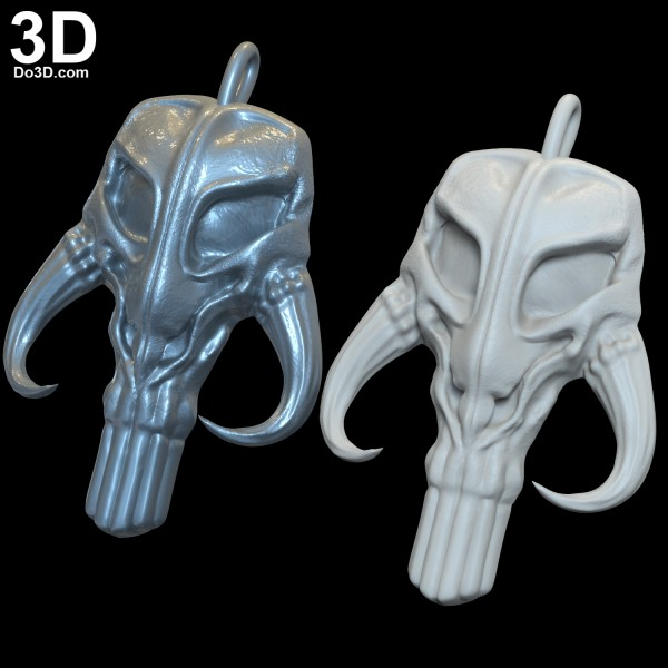 Baby-Yoda-Mandalorian-Skull-Necklace-Pendant-3d-printable-model-print-file-stl-cosplay-prop-do3d