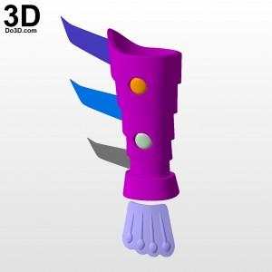 ronin-red-hood-guantlet-forearm-fins-3d-printable-model-print-file-stl-by-do3d-01