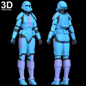 Republic-Trooper-FeMale-aremor-helmet-from-Star-Wars-The-Old-Republic-3D-printable-model-print-file-stl-by-do3d