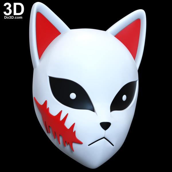Sabito-Kamado-Mask-Demon-Slayer-Kimetsu-no-Yaiba-3d-printable-model-print-file-stl-cosply-prop-cowl-by-do3d