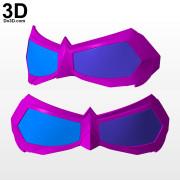 titans dove glasses eye goggles 3d printable model print file stl do3d