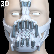 bane-mouth-piece-mask-face-shield-The-Dark-Knight-Rises-batman-movie-prop-cosplay-fanart-3d-printable-model-print file-by-do3d